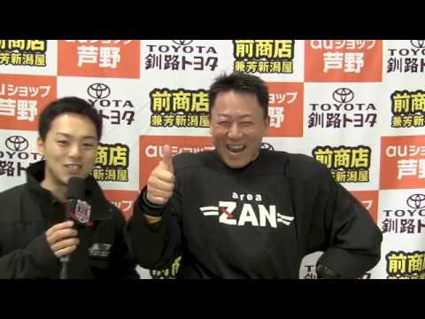 ZAN、スラッシャーズ見事決勝進出!