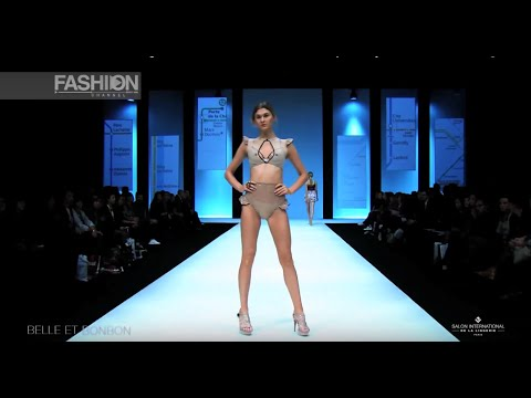 Salon International de la Lingerie - Fashion Show Paris Fall 2017 part 3 by FC