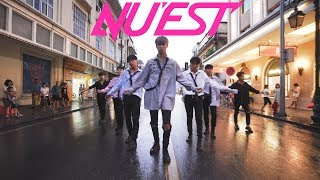 [KPOP PUBLIC CHALLENGE] NU'EST(뉴이스트)_HELLO(여보세요) DANCE COVER @ FGDance from Vietnam