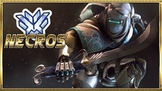 Necros Best Genji Moments - Overwatch Montage