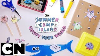 Summer Camp Island | How to Cutify your world! ✨| Cartoon Network