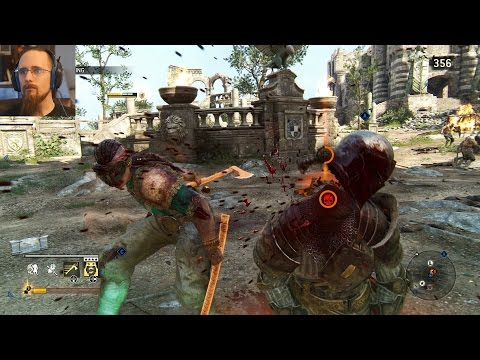 My Opinion and First Impression of For Honor (Gameplay / Design / Animations)