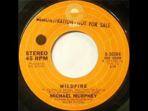 Michael Murphy Wildfire Soft Rock Michael Murphy