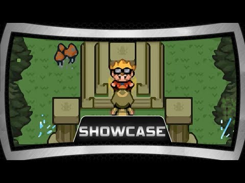 Pokemon Hack Showcases   Pokemon Glazed Version