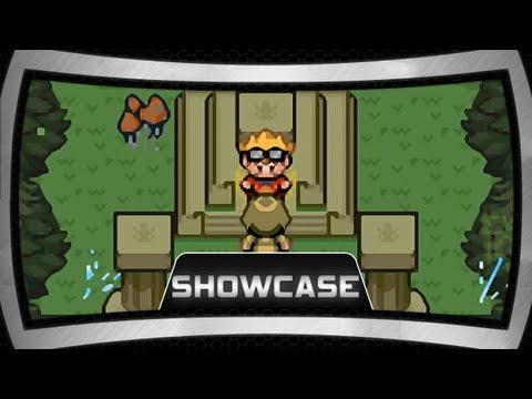 Pokemon Hack Showcases   Pokemon Glazed Version