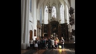 EME Prayer Commission - Gospelchoir in Marienkirche, Berlin