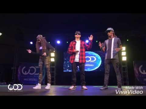 اجمد رقص نيجر علي | مهرجان الهب درب +18| 2017 thumbnail