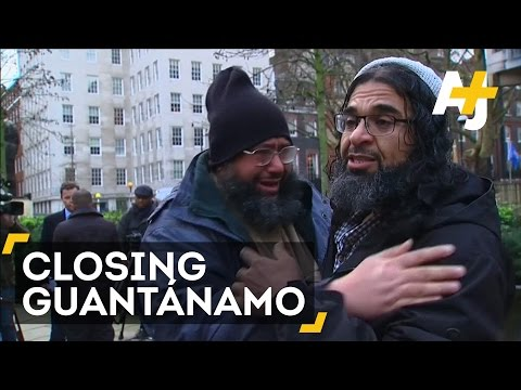 Former Guantánamo (GITMO) Detainees Want The Military Prison Closed For Good