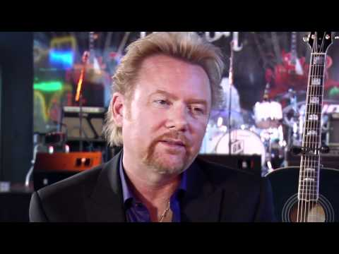 Lee Roy Parnell, 2011 Texas Heritage Songwriters' Association Hall of Fame Inductee