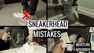 BÍ QUYẾT BẢO QUẢN & VỆ SINH GIÀY   ULTIMATE GUIDE TO CLEAN & MAINTAIN YOUR SNEAKERS