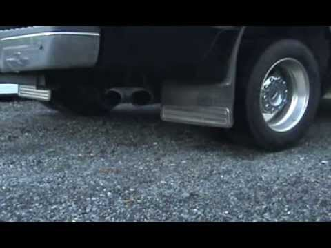 Ford 2008 F-450 6.4L Powerstroke DPF Cat Delete