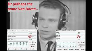 Charles Van Doren & Fixed Quiz Shows -- Twenty One, WWTBAM, Billions