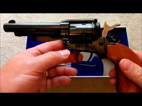 Heritage Rough Rider 22LR / 22Mag Single Action Revolver
