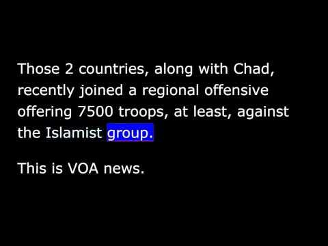VOA news for Saturday, February 14th, 2015