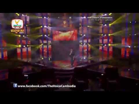 The Voice Cambodia - Live Show 1 - My Love Don't Cry - Vong Dara Ratana