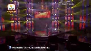 The Voice Cambodia - Live Show 1 - My Love Don't Cry - វង្ស ដារ៉ារតនា
