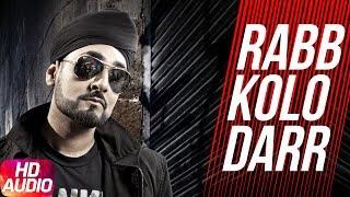 Rabb Kolo Darr | Audio | Manj Musik Feat. Sarb Smooth | Latest Punjabi Song 2018 | Speed Records
