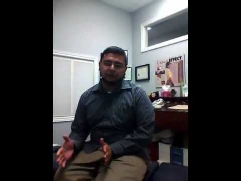 Abdullah and Pain Relief from Dr. Geisler, Spinal Decompression