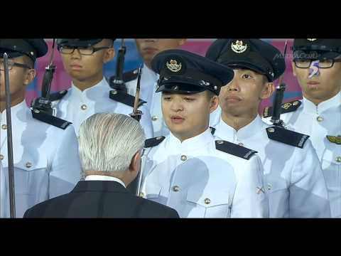 [Full] Singapore National Day Parade 2014 (English - Channel 5)