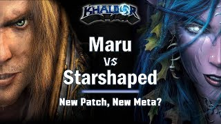 ► WarCraft 3 - StarShape (NE) vs. Maru (HU) - NWC3L Grand Finals