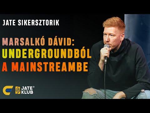 A Halott Pénz sikersztorija – Beszélgetés Marsalkó Dáviddal | egyetem tv | JATE Sikersztorik