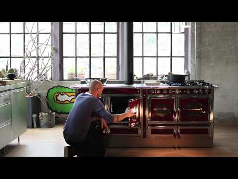 J.Corradi (model Country) - Wood-burning oven
