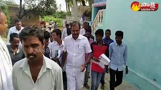 YSRCP MLA Gadikota Srikanth Reddy Participates Ravali Jagan - Kavali Jagan Programme in Rayachoti - netivaarthalu.com