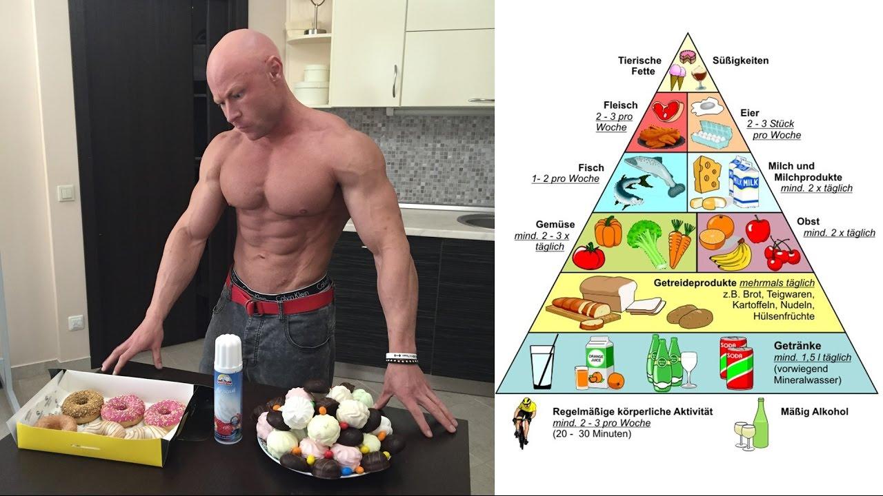 Правильное питание при сушке в домашних условиях