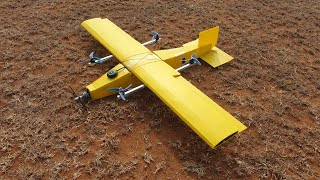 RC - Planes (Learn from failures)
