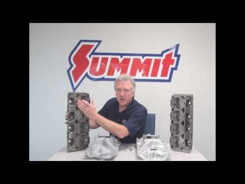 Vortec Cylinder Heads - Summit Racing Quick Flicks