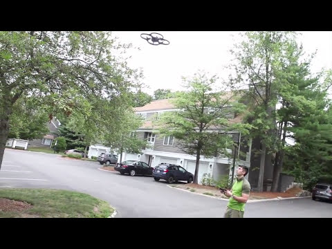 Parrot AR.Drone 2.0 and a Windows 8 tablet