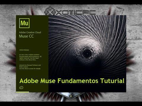 Adobe Muse Fundamentos Tuturial
