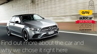 2018 NZ Autocar AMI Insurance Car of the Year | Safety Award