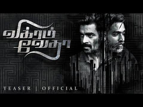 Vikram Vedha Tamil Movie Official Teaser | R Madhavan | Vijay Sethupathi | Y Not Studios thumbnail