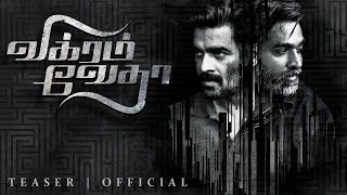 Vikram Vedha Tamil Movie Official Teaser