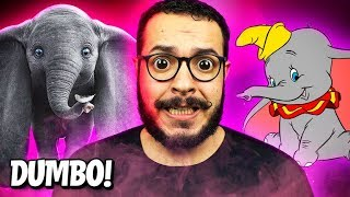 DUMBO: O Live Action mais FRACO da Disney? - Imaginago