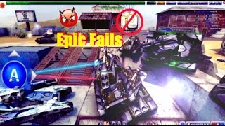 Tanki Online - Double Gold Box - Epic Fails oT ll.Angeis.ll #1
