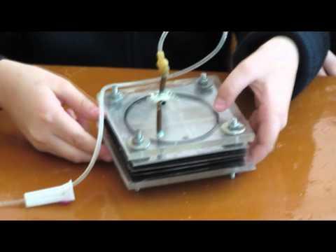 Генератор на водороде видео
