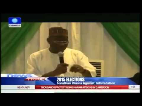 100% Accurate: President Goodluck Jonathan Election Prophesies