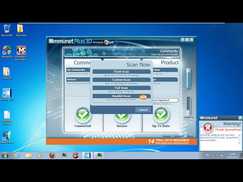 Immunet Protect Plus 3.0 Test