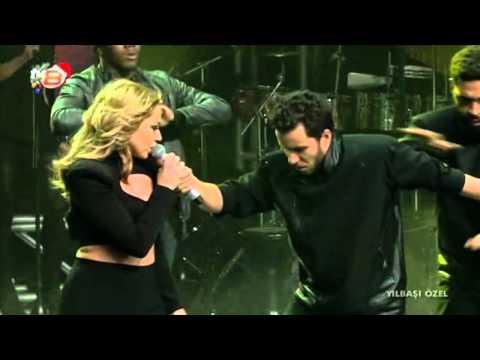 Hadise - Visal (TV8 Yılbaşı Konseri 2013)