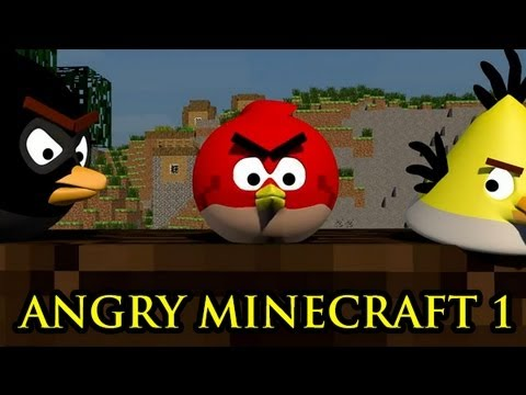ANGRY MINECRAFT - Part 1 - The Meeting