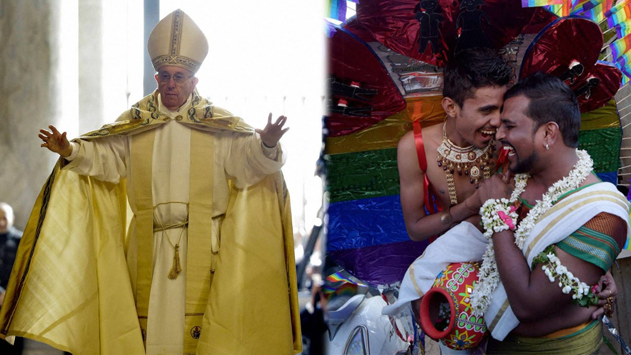 Pope Francis seeks forgiveness from Gay Community | Oneindia News
