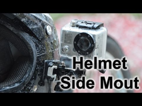 Helmet Side Mount: GoPro Mounting Tips and Tricks