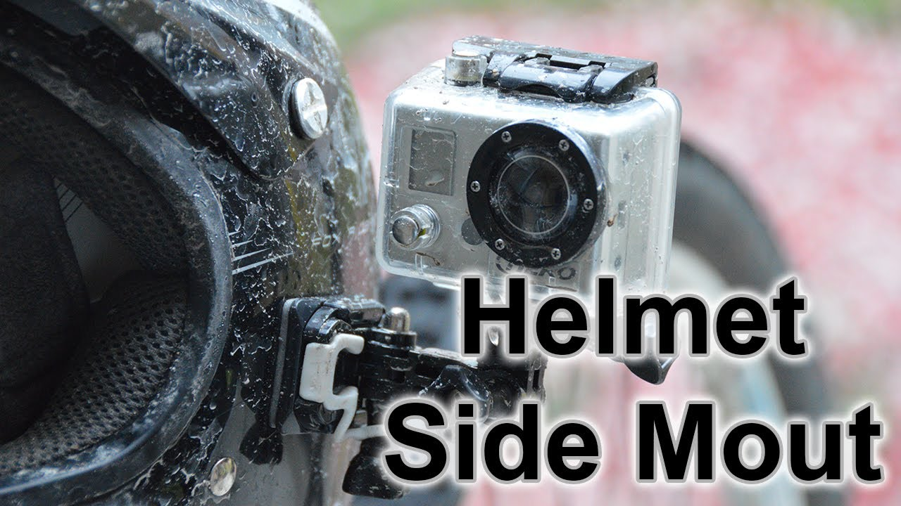 Helmet Side Helmet Side Mount Gopro