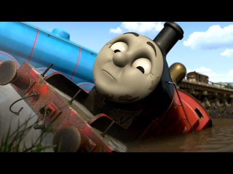 Thomas and Friends - Never Never Never Give Up - TheUnluckyTug02's Music Video Remake