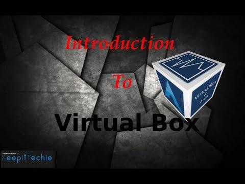 Tutorial: Create a Virtual Machine using Virtual Box