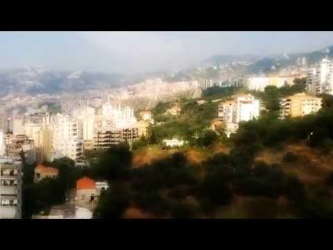 Téléphérique in Jounieh, Lebanon