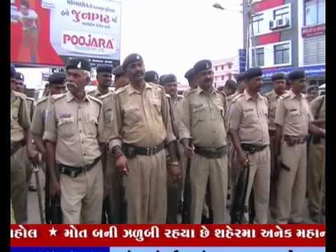 11-07-2014,ivn24news,vijay rupani,police round,mnp election jnd