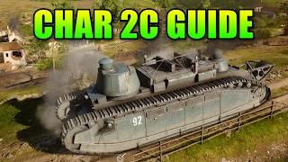 Char 2C Behemoth Guide - Battlefield 1 They Shall Not Pass DLC